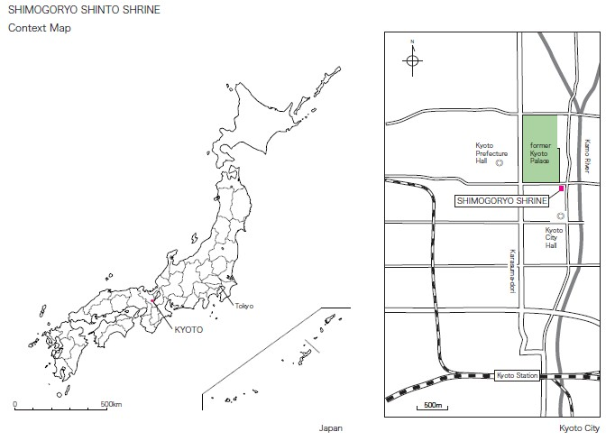shimogoryo map